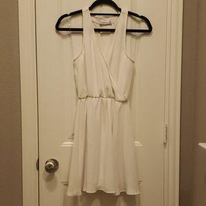 LUSH Wrap Front Dress